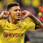 Manchester United Berburu Sancho
